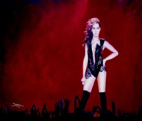 Beyonce Super Bowl XLVII