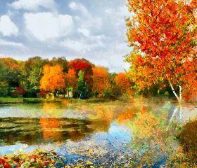Autumn Landscape - 10