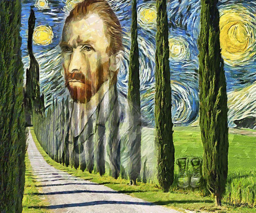 Van Gogh's Ghost
