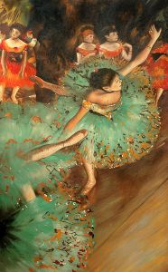 The Green Dancer, 1879 - 24