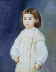 Lucie Berard (Child in White), 1883 - 20