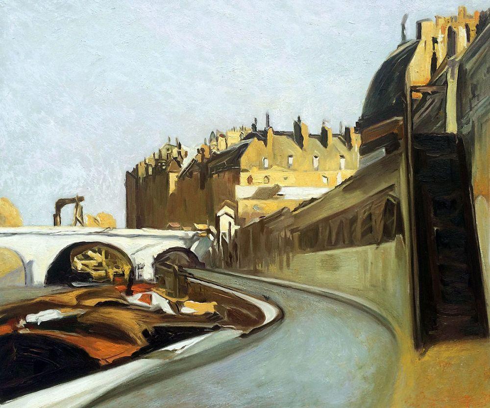 Le Quai des Grands Augustins, 1909