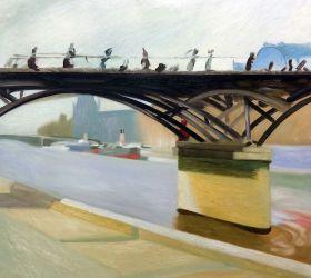 Les Pont des Arts, 1907