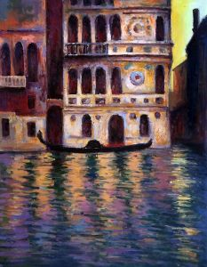 Palazzo Dario, 1908 - 20