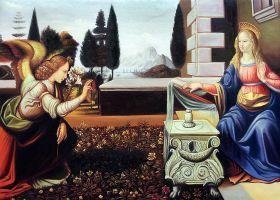 Annunciation, 1475 1480 - 36