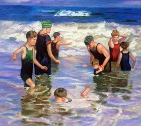 Bathers - 24