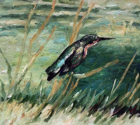The Kingfisher, 1886 - 24