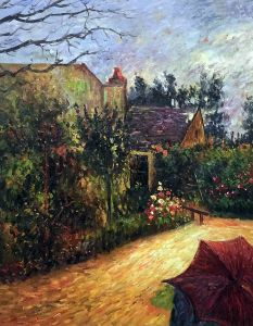 Pissarro's Garden, Pontoise 1881 - 20