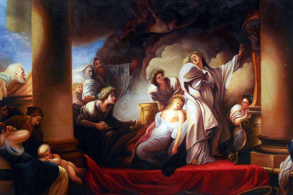 Coresus at Callirhoe, 1765
