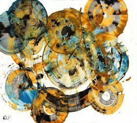 Sphere Series Painting 991042212