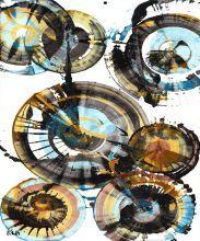 Sphere Series Painting 996042312
