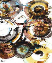 Sphere Series Painting 997042312