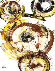 Sphere Series Painting 1001042412