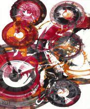 Sphere Series Painting 852121211