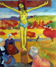 Yellow Christ, 1889