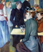 Corner in the Moulin de la Galette, 1892