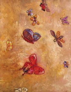 Butterflies, 1913