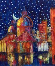 Moon (Venice) II Reproduction
