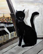 Black Cat is a Paris Master Reproduction