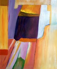 An Abstract Composition Reproduction