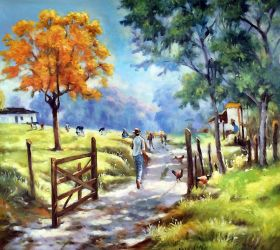 The Road Home Reproduction
