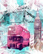 Digital Art, London Composing