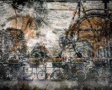 City Art, Amsterdam Bicycles