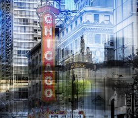 City Art, Chicago Collage