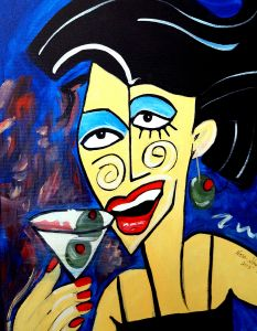 Picasso by Nora, One More Drink
