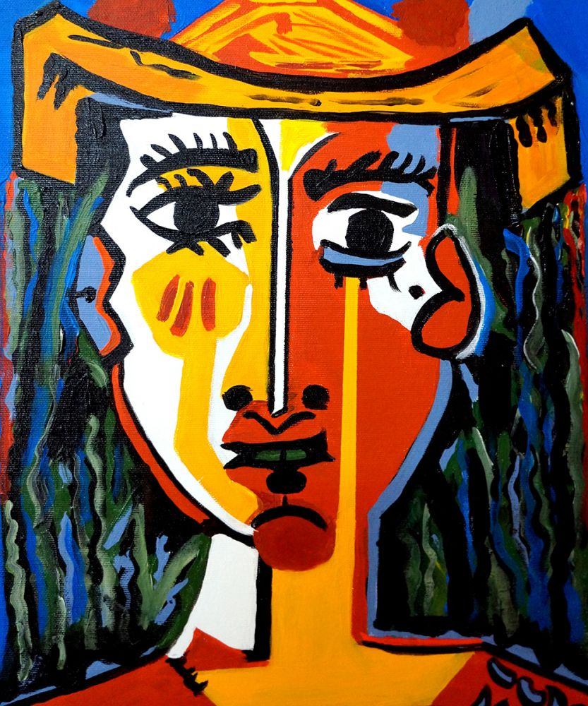 Picasso by Nora, The Indian