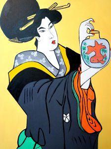 Japanese Ping Ming