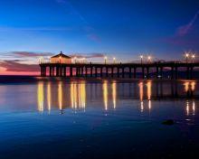 Manhattan Beach Blue
