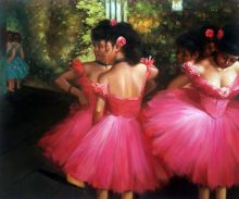 Dancers in Pink - 24