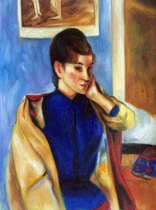 Madeleine Bernard