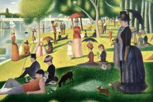 Sunday Afternoon on the Island of La Grande Jatte - 36