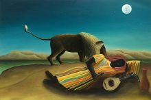 The Sleeping Gypsy - 36