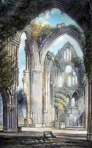 Tintern Abbey - 24