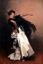 Study for Spanish Dancer, 1879-1882
