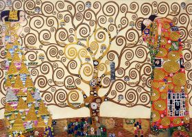 The Tree of Life, Stoclet Frieze, 1909 (Luxury Line) - 36