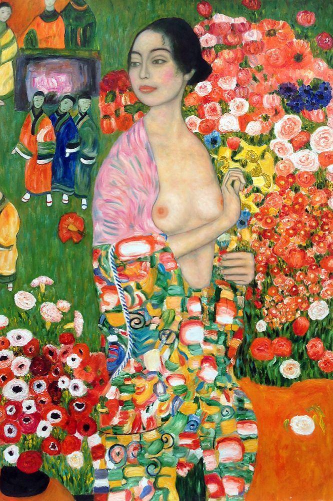 Die Tanzerin, The Dancer (Luxury Line) 1916-18