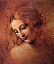 Female Head (La Scapigliata) - 20