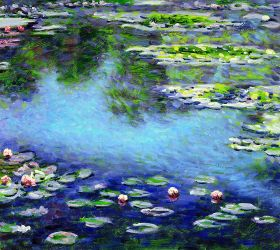Water Lilies - 24