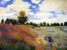 Poppy Field in Argenteuil - 48