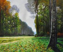 The Road to Bas-Breau, Fontainebleau - 24