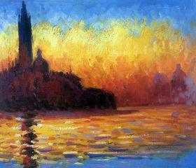 San Giorgio Maggiore by Twilight - 10