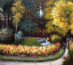 In the Garden - 24