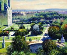 Les Tuileries, 1876, Musee Marmottan