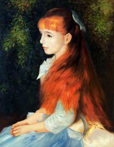 Irene Cahen d'Anvers (1872-1963), 1880