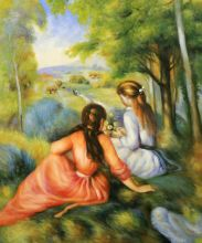 In The Meadow (Picking Flowers) - 20