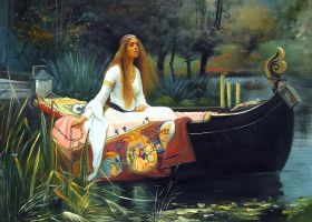 The Lady of Shalott - 36